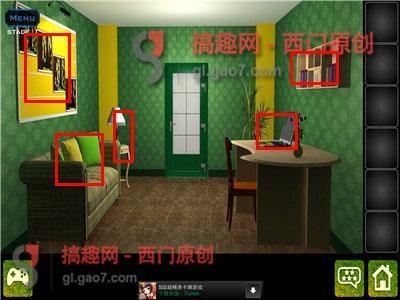 密室逃脫100個房間2攻略 100個房間2通關圖文攻略 - 每日頭條