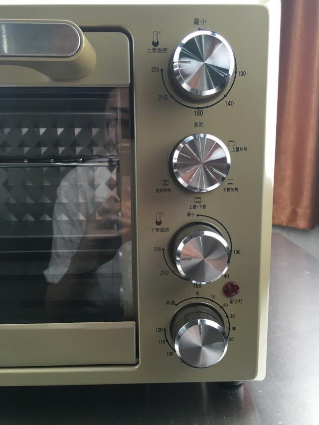 東菱38升電烤箱評測——美食,從一臺烤箱開始 - 每日頭條