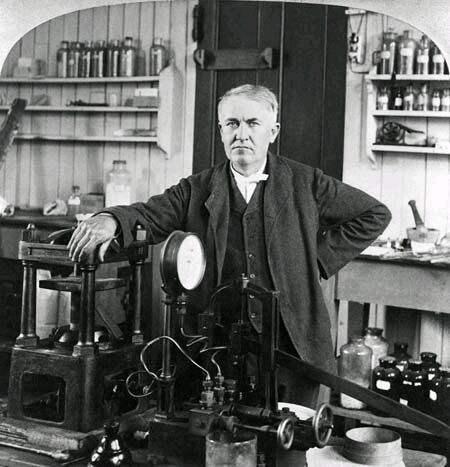 因為愛迪生,他成了歷史上第一個坐電椅的人 - 每日頭條