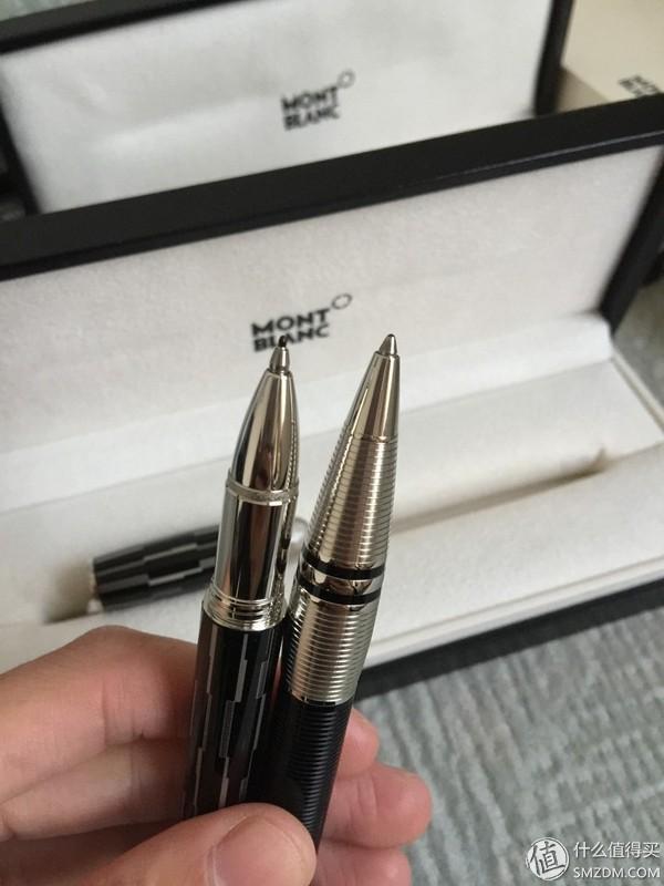 淺談用過的幾支萬寶龍筆 - 每日頭條