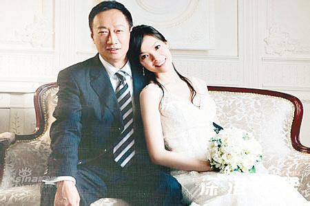 63歲郭臺銘現任妻子是誰 郭臺銘與妻子相差多少歲 - 每日頭條