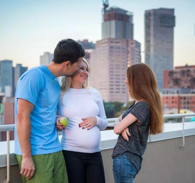 女人只要這樣做。男人就不敢在你懷孕時出軌! - 每日頭條