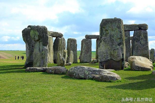 地球上的巨石陣是外星人堆建的,居然發現了這些證據! - 每日頭條