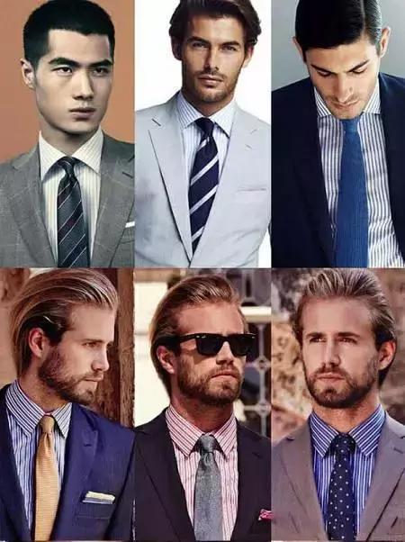 襯衫&領帶怎樣搭配才能有逼格? - 每日頭條