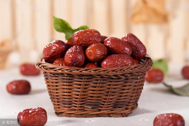 中醫寶典:「大棗」。益氣補血。健脾和胃 - 每日頭條
