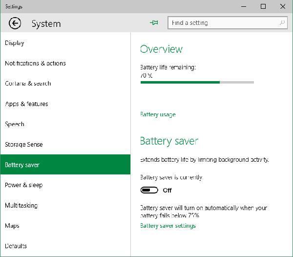 如何提高Windows 10的電池壽命? - 每日頭條