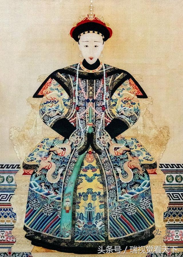 清朝皇后:兩個皇帝有4個,兩個皇帝有3個,三個皇帝只有1個! - 每日頭條