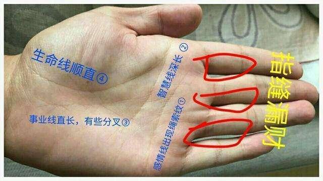 手相:這三種手相的人是財神轉世。從手掌紋路。指頭看一生運勢! - 每日頭條