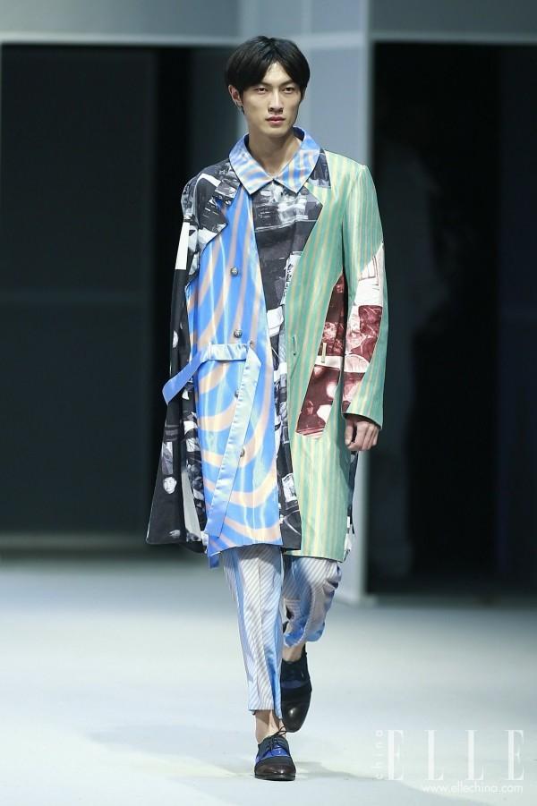 蓬勃力量 北京服裝學院亮相中國國際大學生時裝周 - 每日頭條