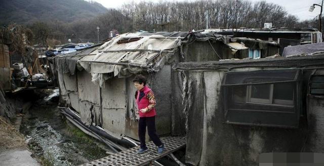 韓國還有一個貧窮落後的貧民窟——九龍村 - 每日頭條