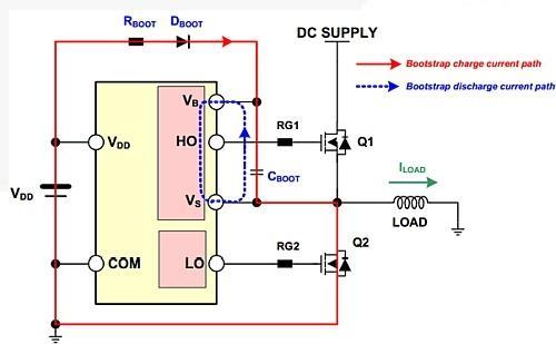 P溝道和N溝道MOSFET在開關電源中的應用 - 每日頭條