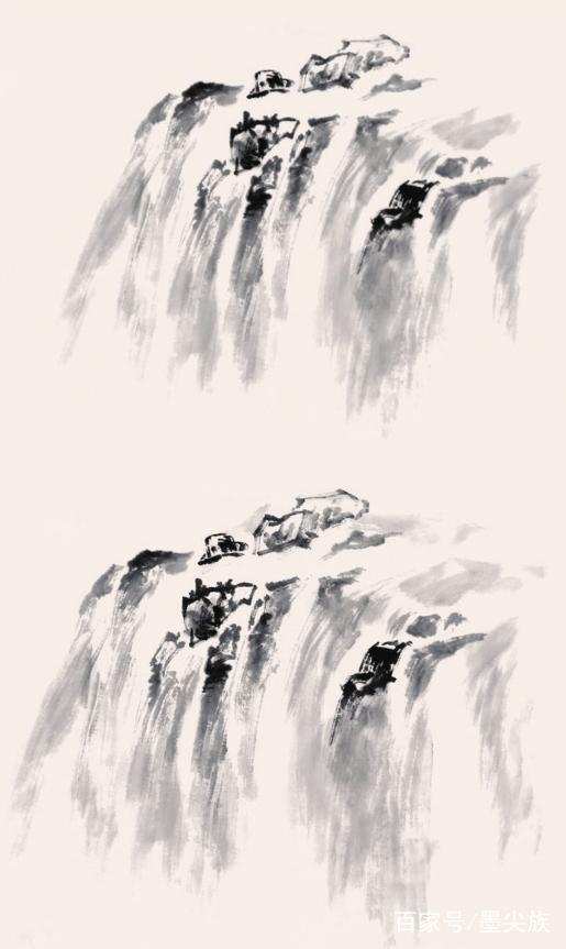 勾水法、留白法以及各種水的畫法 - 每日頭條