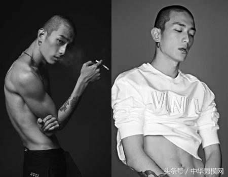 韓國痞帥男模樸成鎮拍時尚大片肌肉爆棚 - 每日頭條