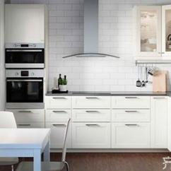 Kitchen Island Table Ikea Ideas 媳妇花3万就把宜家厨房搬回家了太有才 每日头条 家里厨房空间大 使用的频率并不高的话 设计一个开放式厨房效果更好 案例中的厨房有更多设计余地 一改传统的靠墙橱柜设计 将炉灶 水盆全部挪到中岛台上来 旁边的