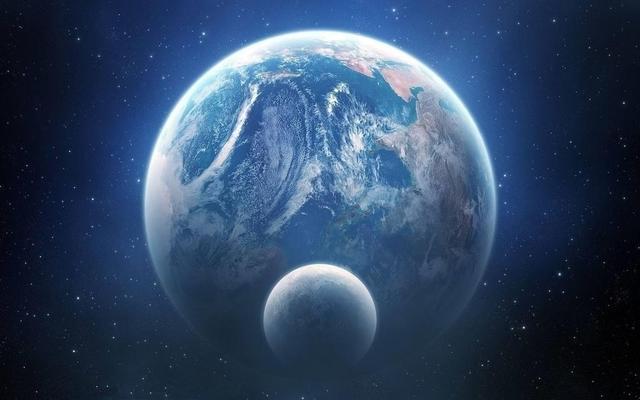 假如地球縮小到直徑3.5米, 質量爲0.76個地球質量 。 軌道的半長軸爲70AU ,水圈,072,直徑僅僅15英里 - 壹讀