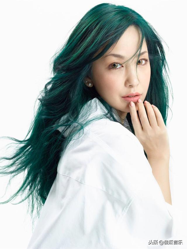 「流行偶像」日本十大歌姬:百變歌姬——濱崎步,實力排名第一 - 每日頭條