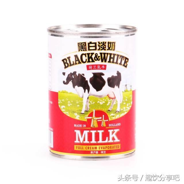 做奶茶選擇牛奶還是淡奶?為什麼那麼多店選擇植脂末? - 每日頭條