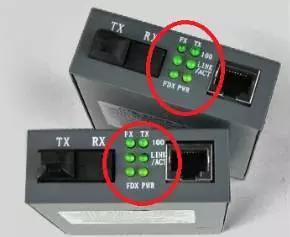 手把手教你通過指示燈判斷並解決光纖收發器故障 - 每日頭條