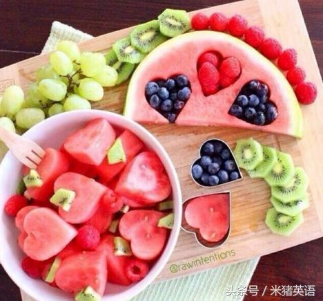 水果里除了「apple」。你還有很多英語可以說 - 每日頭條
