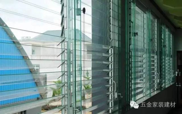 玻璃百葉窗配件 玻璃百葉窗特點 - 每日頭條