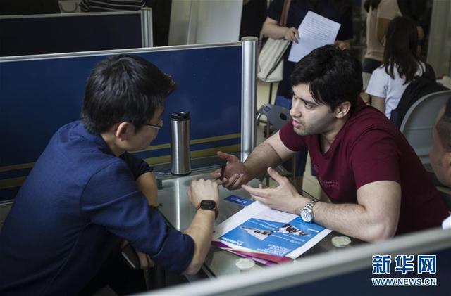 留學生:我在上海找工作 - 每日頭條