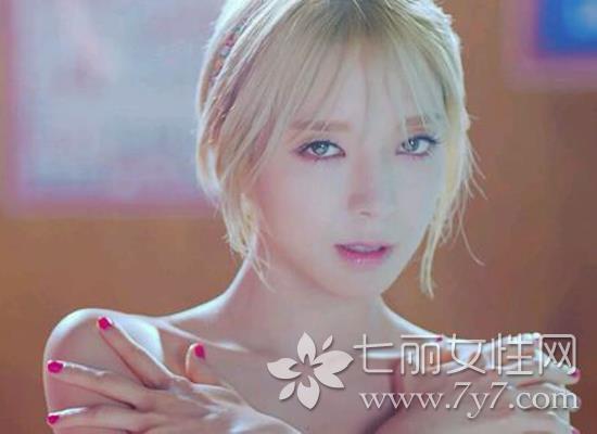 AOA草娥桃花妝容畫法 跟著韓國女星學妝吧 - 每日頭條