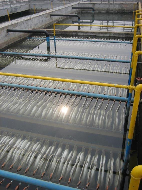 技術|MBR膜生物反應器工藝 - 每日頭條