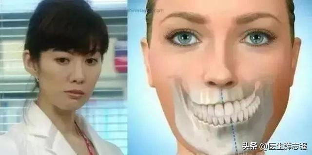 發現自己左右臉不對稱,該怎麼辦啊? - 每日頭條