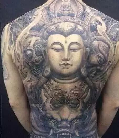 為什麼有人說紋關公紋龍背不起,紋身的禁忌都有哪些? - 每日頭條