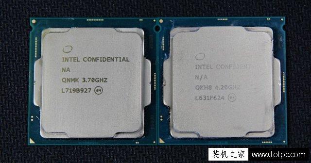 英特爾八代i7 8700K和七代i7 7700K性能對比測試 - 每日頭條