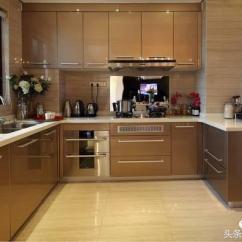 Kitchen Cabinet Painting Cost Small White Cabinets 裝家達人 櫥櫃櫃門究竟如何選擇 附價格成本參考 每日頭條