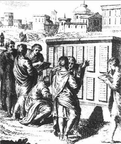 從《十二銅表法》到《民法大全》,羅馬法是如何走向了全世界 - 每日頭條