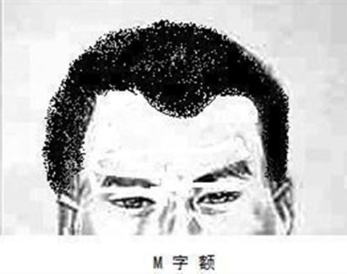 額頭形狀看運勢吉兇。你的額頭是哪種? - 每日頭條