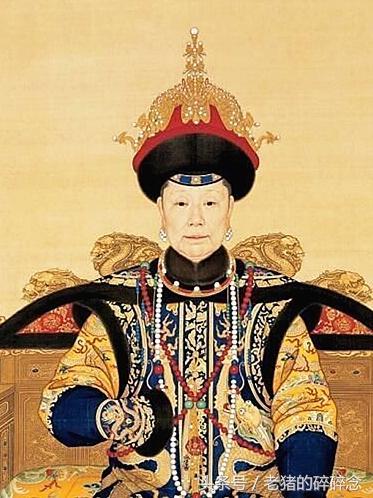 大清最有福氣的皇太后之《乾隆生母孝聖憲皇后》 - 每日頭條