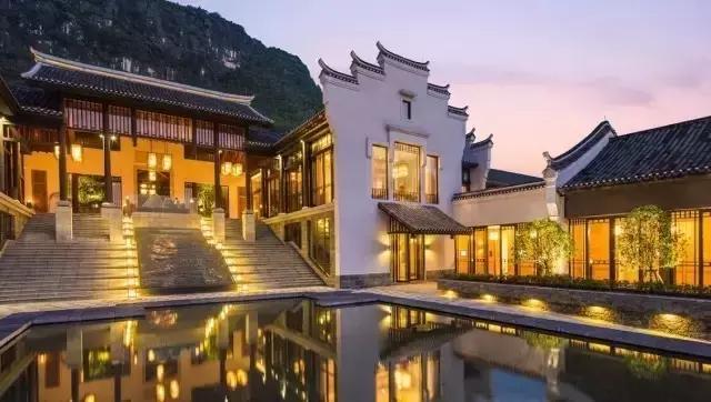 頂級酒店悅榕莊。不一樣的中國美 - 每日頭條