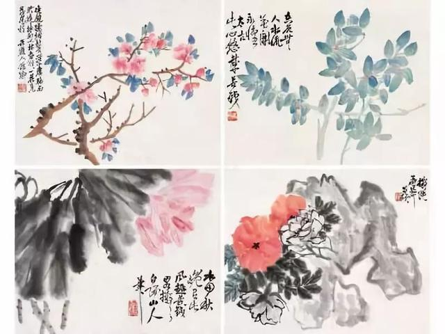 文人畫最後高峰之「詩書畫印」四絕-吳昌碩 - 每日頭條