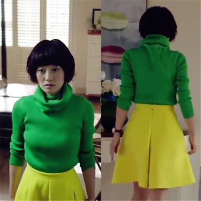 學會奶茶妹服裝配色技巧。紮好衣飾穿配基本功。或許讓你我火一下 - 每日頭條
