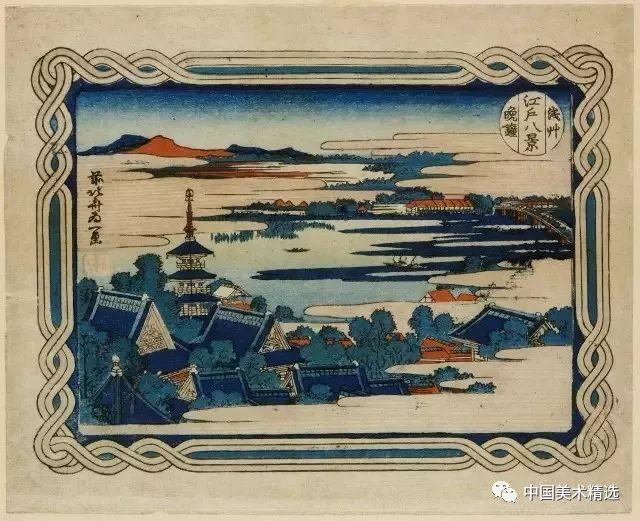 葛飾北齋:對歐洲畫壇影響最大的浮世繪大師 - 每日頭條