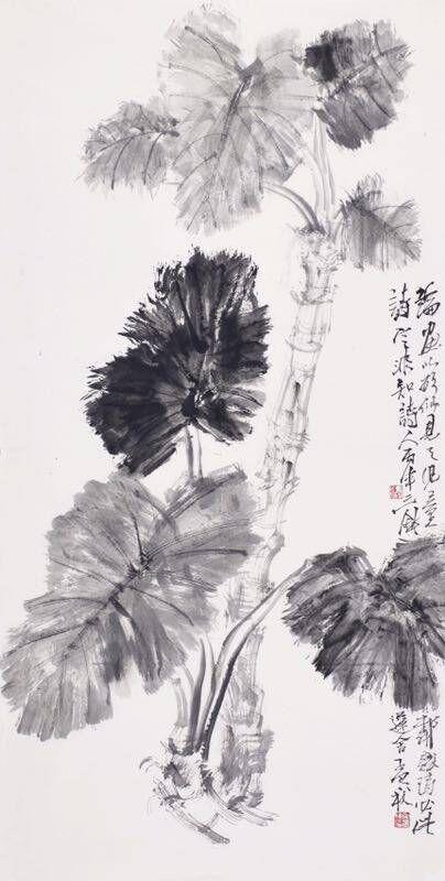 中國水墨畫的起源 - 每日頭條