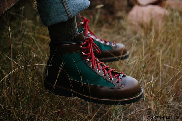 Topo Design聯名Danner推出新款Ridge戶外靴 - 每日頭條