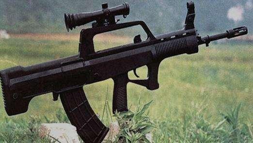 世界級名槍之自動步槍排行前十名 - 每日頭條