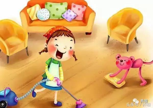 不讓孩子做家務就是對孩子好嗎? - 每日頭條