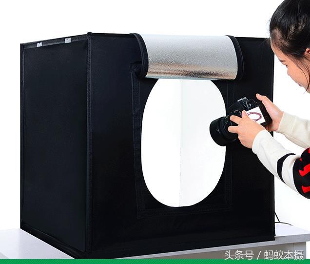 組建拍攝淘寶商品的攝影棚需要用到哪些器材?錢多錢少都有合適的 - 每日頭條
