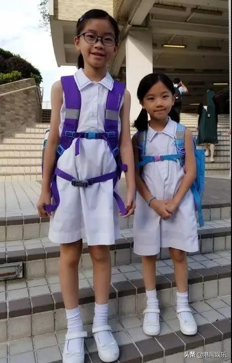 星二代開學!胡諾言,郭可盈女兒上同一學校,學費曝光 - 每日頭條