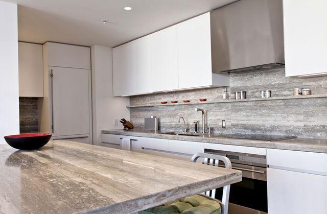 廚房瓷磚怎麼搭配最好看?看看今年的流行鋪法。腰線設計過時了! - 每日頭條