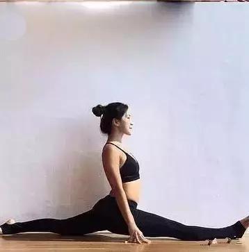 9個瑜伽體式循序漸進練劈叉(收藏級) - 每日頭條