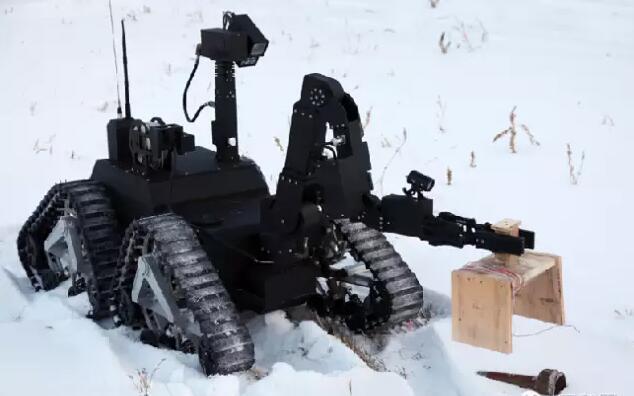 七款國產軍用機器人,拆彈排爆好能手! - 每日頭條
