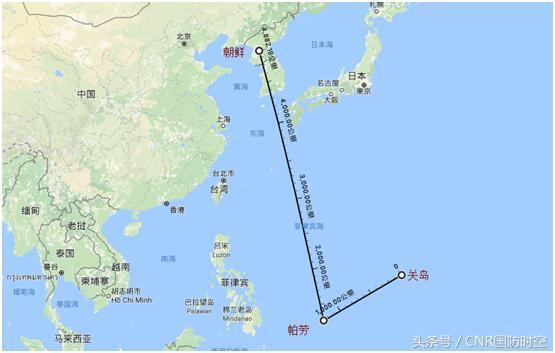 帛琉在哪?美國竟要在這裡部署X波段雷達 - 每日頭條