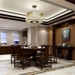 Redesign Kitchen Small Wood Table 94平小户型新中式餐厅和厨房为开放式设计 让小主们更享受快乐 每日头条 设计理念 中国传统的室内设计融合了庄重与优雅双重气质 中式风格更多的利用了后现代手法 把传统的结构形式通过重新设计组合以另一种民族特色的标志符号出现