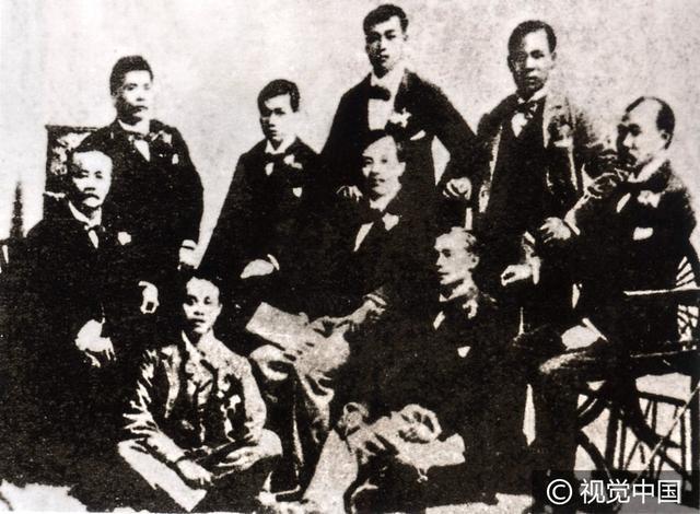歷史上的今天:1894年 孫中山在檀香山創立興中會 - 每日頭條
